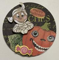 COINS Whimsical Halloween