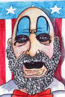 Captain Spaulding with moving mouth (for The Creepy Carnival/ Scary Circus swap)