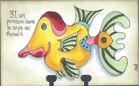 Renard Style Fish