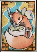 Fantasy Tea Time