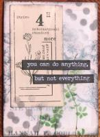 Not everything