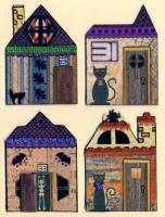 Haunted Houses - House Shaped...