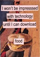 #161 Download Food