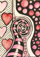 Bubbly Hearts