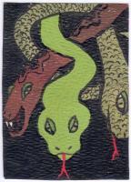 serpent trio