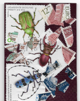 Postage stamps Weaving -   Swap