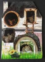 Mouse House MMH House Shaped...