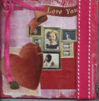Loving Memories ~ Chunky Page