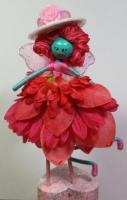 for the Flower Dolls swap