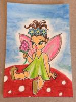 """Baby Fairy"" for MMH Request"