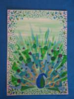 """Peacock"" for ABSTRACT Swap"