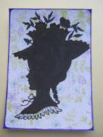 """1770 Lady Silhouette"""