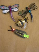 "Four Bugs for ""Embellished..."