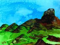 Faerie Glen 2, Isle of Skye