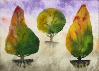 3 Funny Trees