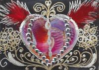 Queens heart is a puzzle and On the Wings of Desire