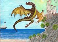 Dragon for Oliver