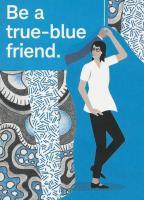 True Blue Friend