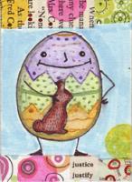 Bunny-eating Egg