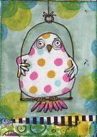 Polkadot Bird 15
