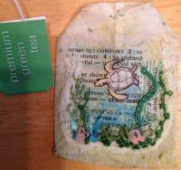 Collage Teabag