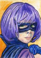Hit-Girl in Tangerine
