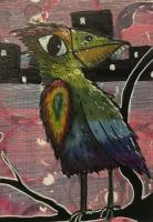 Imaginary Creatures-rainbow crow