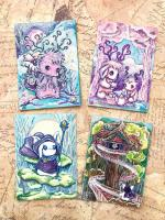 Magical Forest Creatures Swap