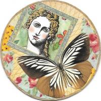 Butterfly - ATC Coin