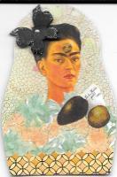 Frida Doll - Black Butterfly