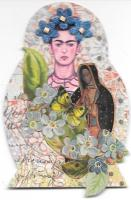Frida and Virgin doll-shaped ATC (ON HOLD)