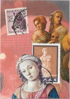Postage Stamp Mix-up Swap