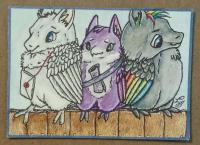 Torimori Mascots