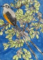 Birds/Blossoms Swap