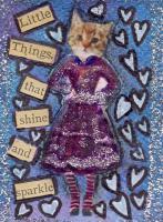 Shimmer Cat
