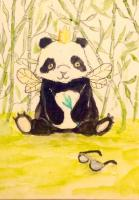 Second panda fairy for ParadoxSketchbook