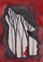 Dark Wolf & Red 2