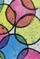 Primary rainbow circles