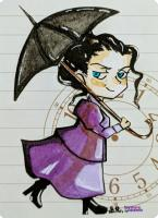 Missy Chibi: Doctor Who ATC