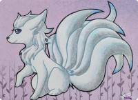 """""""So Elegant"""": Shiny Ninetales..."""