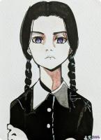 Wednesday Addams ATC