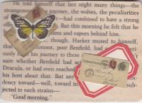 Buddy Cards: Butterflies and Postcards