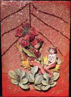 Wallflower Fairy & Vetch Fairy