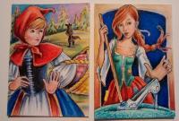 Fairtale and Nursery Rhyme Characters