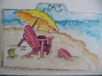Beach rolo