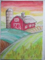Bucolic barn