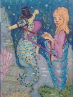 Underwater fantasy swap 1