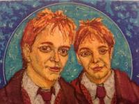 Weasley Twins Harry Potter