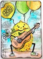 Lemon in love