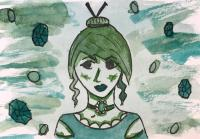 Monochrome Girls: Jasmine